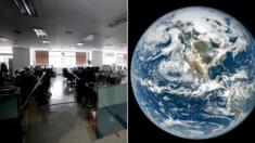 """""""주 4일 근무제가 지구의 기후변화를 막는 데 도움을 줄 수 있다"""""""